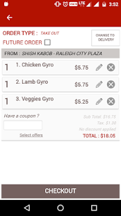 Shish Kabob - City Plaza- screenshot thumbnail