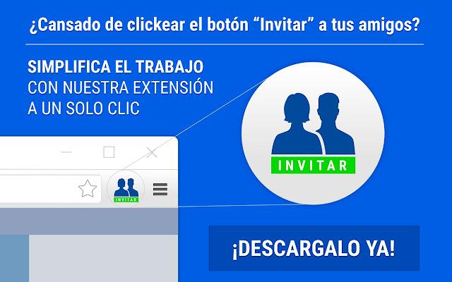 Facebook FanPage(Invita a todos)