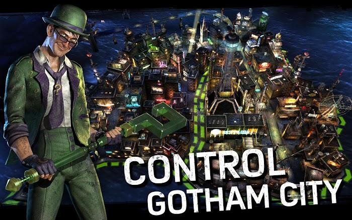 Batman: Arkham Underworld MOD Apk