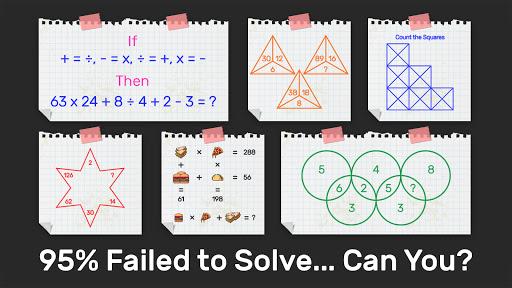 Brain Math: Puzzle Games, Riddles & Math games 1.8 screenshots 2