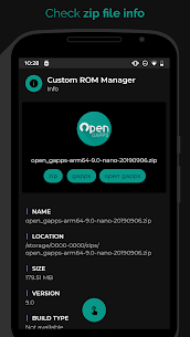 [ROOT] Custom ROM Manager (Pro) (MOD, Paid) 4