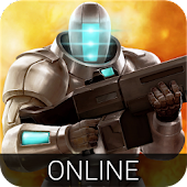 CyberSphere: Online Action Game
