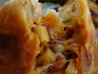 Flaky Chorizo Potato And Cheese Empanadas Recipe