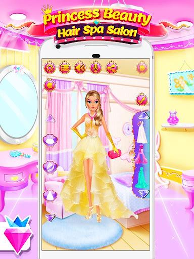 Princess Salon - Dress Up Makeup Game for Girls 1.0.5 screenshots 2