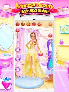 Princess Salon - Dress Up Makeup Game for Girls - náhled