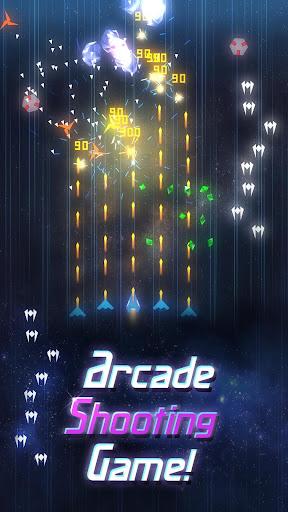 Cheat Space Wingmen : Stylish Arcade Shooting Mod Apk, Download Space Wingmen : Stylish Arcade Shooting Apk Mod 1