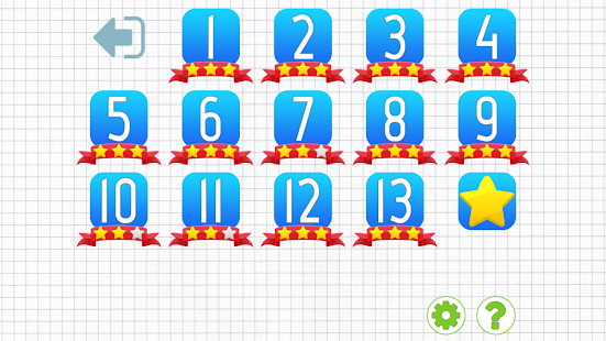 Preschool Math Trainer Screenshot