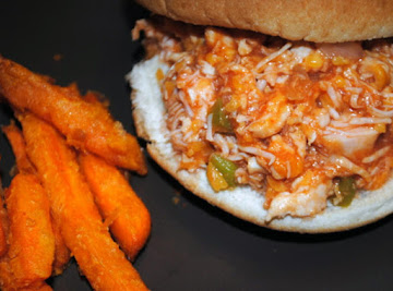 Chicken Sloppy Joes Recipe