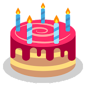Happy Birthday Chat stickers