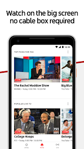 YouTube TV – Watch & Record Live TV Apk 3