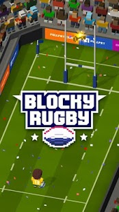 Blocky Rugby - náhled