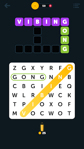 Crossword Search screenshots 4