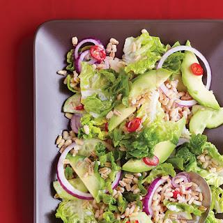 Mixed Vegetable Farro Salad