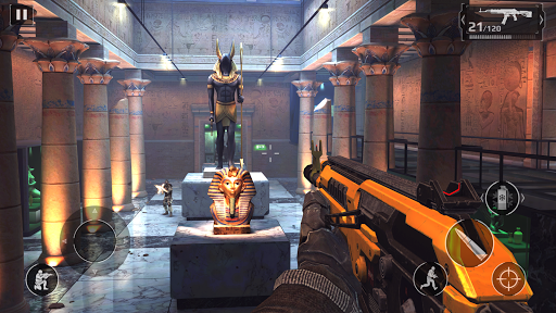 Modern Combat 5: eSports FPS game (apk) free download for Android/PC/Windows screenshot