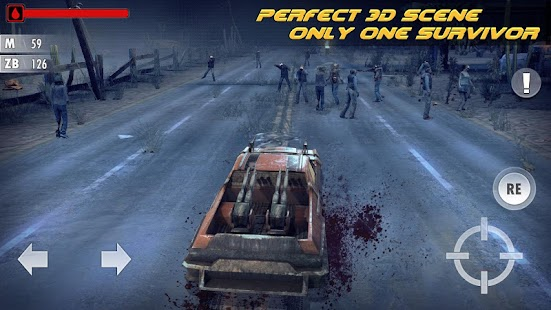 Highway Zombie Fire : Alive