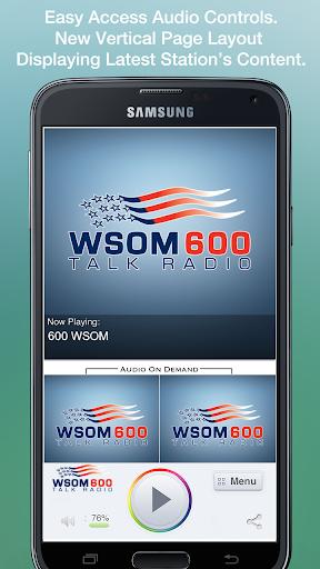 600 WSOM