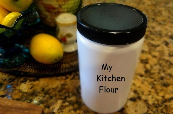 Make the Gluten Free Flour Mixture by mixing equal parts of Brown Rice Flour,...