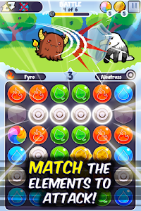 Pico Pets Puzzle - Match-3 screenshot 0