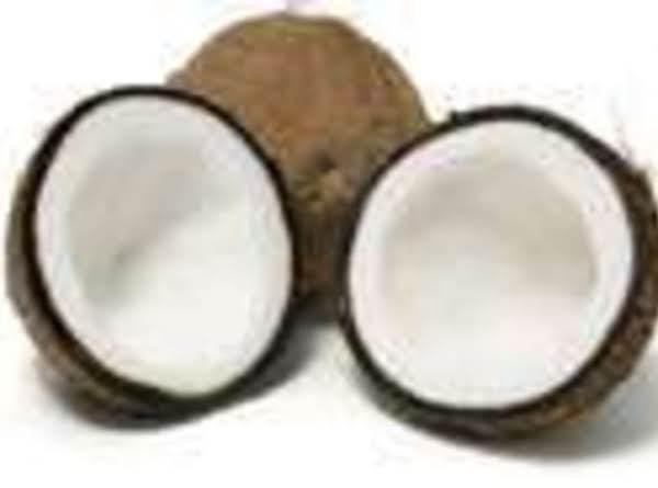 Crazy Coconut Lemonade