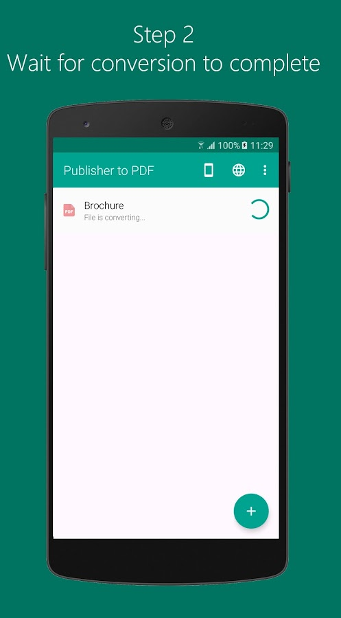 convert pdf to publisher
