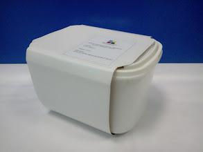 Photo: Protótipo de luva para potes de Sorvete de 1 litro.