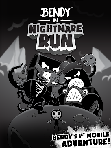Bendy in Nightmare Run  captures d'u00e9cran 6