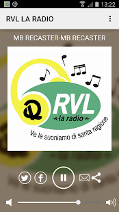 RVL LA RADIO- screenshot thumbnail