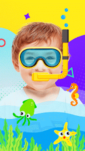 PlayCam - Snappy Camera & Live filters & Stickers - náhled