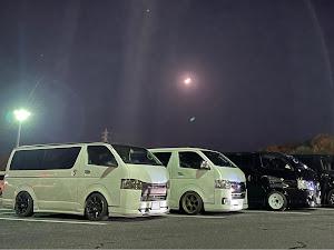 ハイエースバン TRH200Vのカスタム事例画像 ebina2006さんの2020年11月21日22:06の投稿