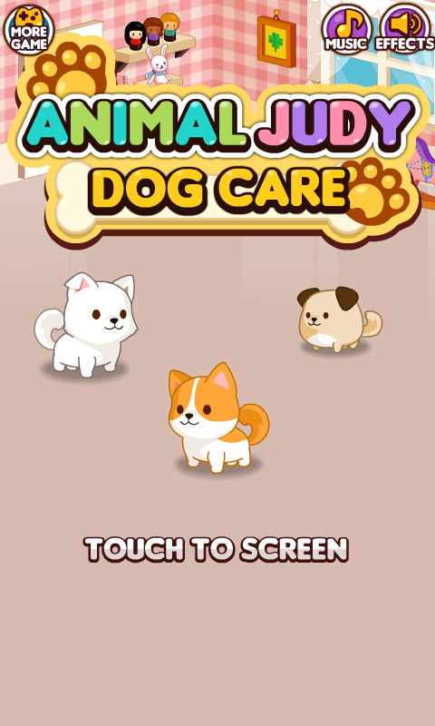 Screenshots of Animal Judy: Dog care for iPhone