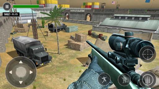 American Sniper Shot 3.8 Mod screenshots 1