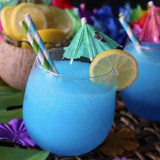 Blue Curacao Frozen Drinks Recipes.