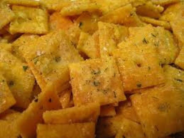 Cheesy Fire Crackers Recipe
