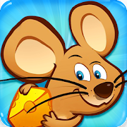 Mouse Spy : Trap Game, Cut the Cheese, Maze Puzzle