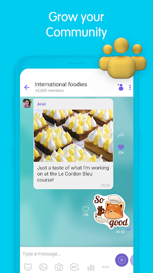 Viber Messenger screenshot for Android