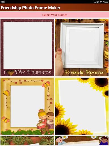 Download Friendship Photo Frame Maker Google Play softwares ...
