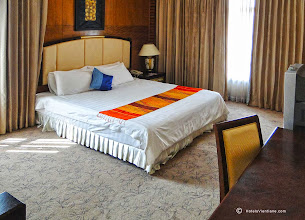 Photo: Don Chan Palace Hotel Roomhttp://www.accommodationnear.net/Laos/Vientiane/Don_Chan_Palace_Vientiane