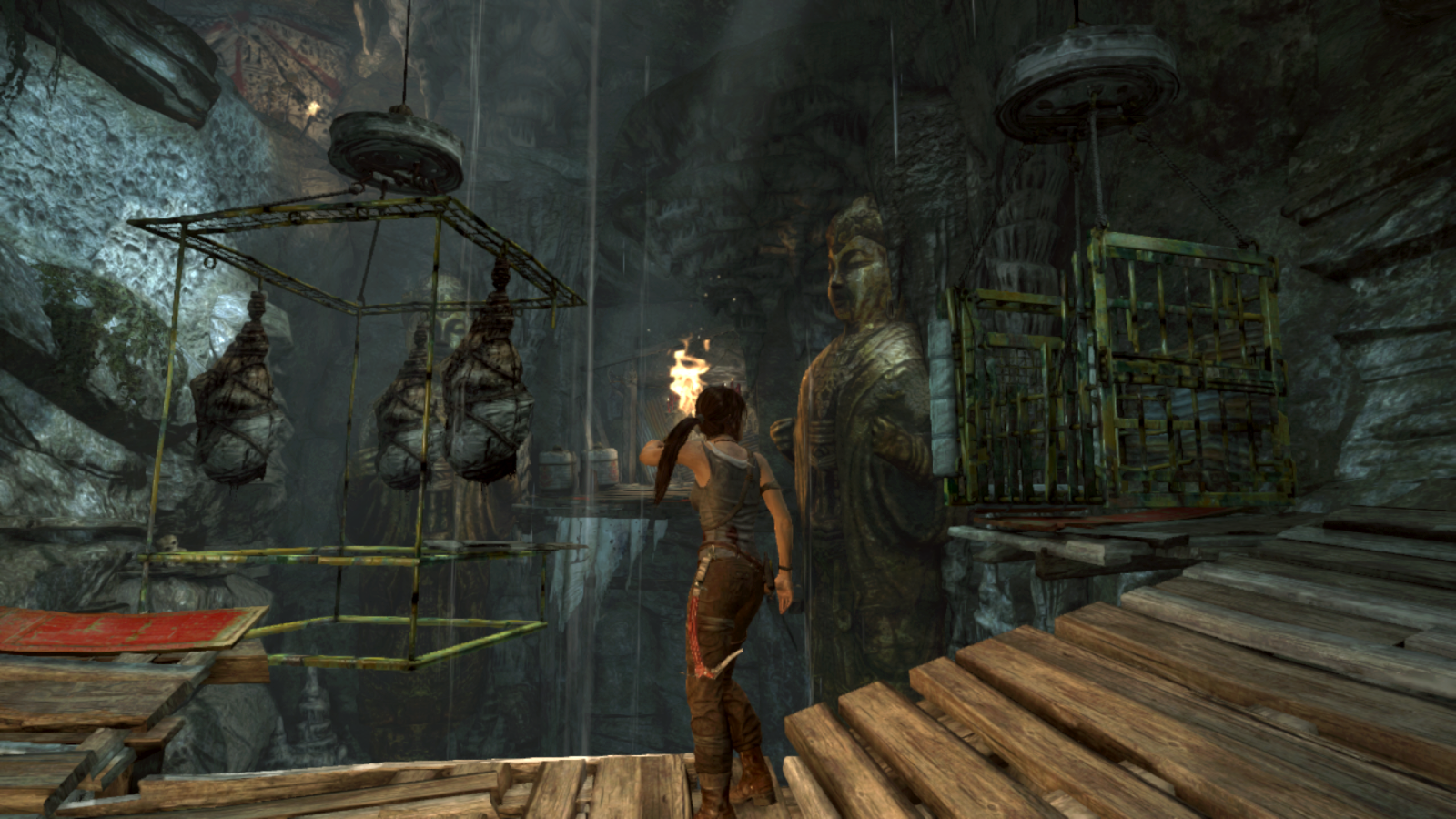 Tomb Raider- screenshot