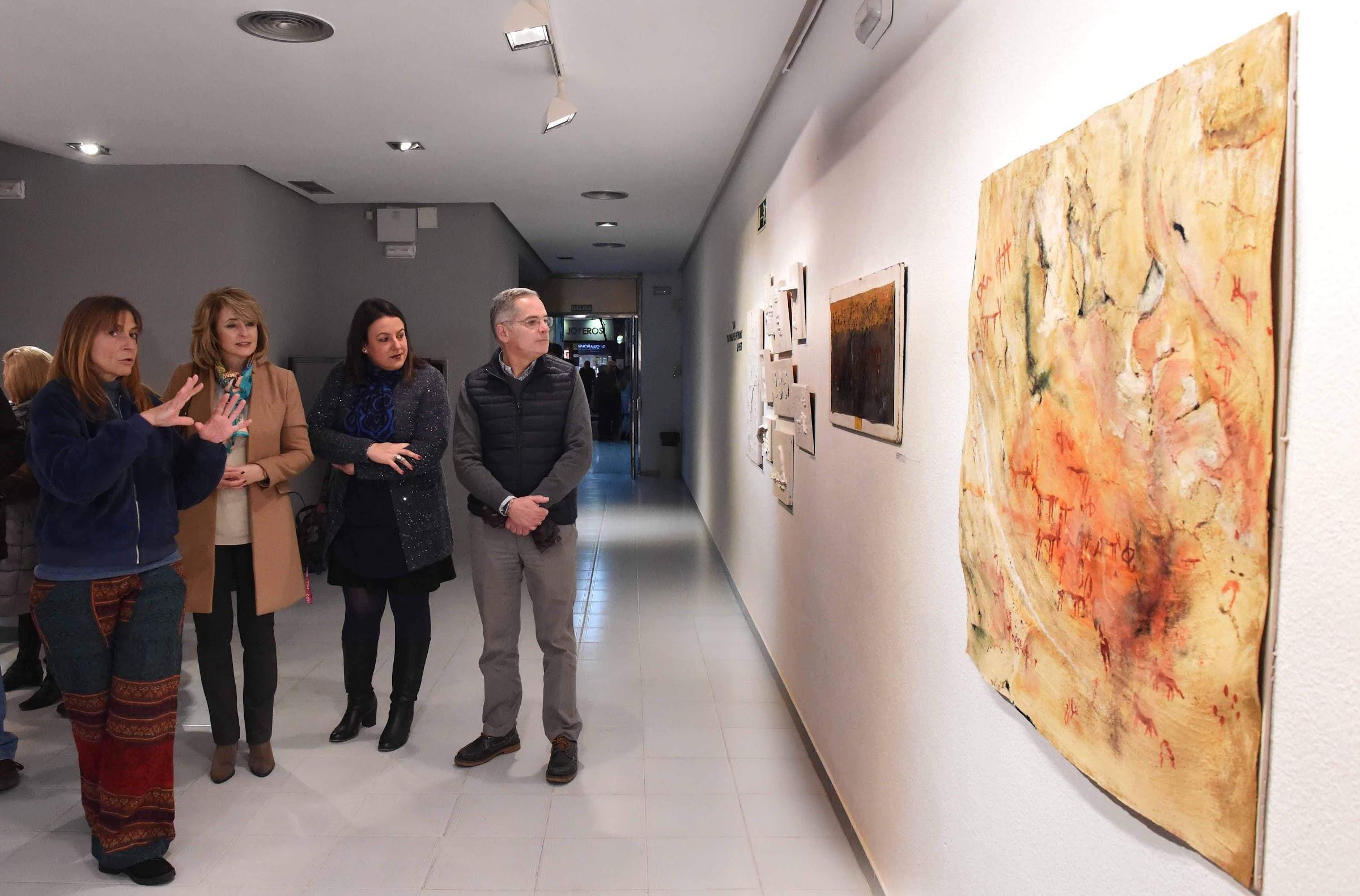 """La Sala Cajasur acoge desde hoy la exposición """"Otra forma de ver el patrimonio"""""""