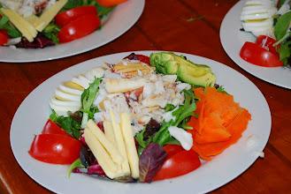 Photo: Crab Cob Salad