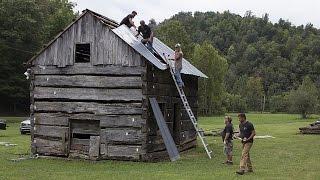 The Last Cabin in Roanoke