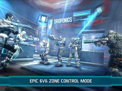 💀 SHADOWGUN: DeadZone Screenshot