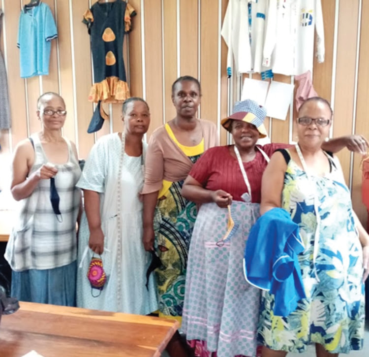 The Ontiretse 5 Sewing and Beading Primary Cooperative is making the most of the opportunities it has been given.