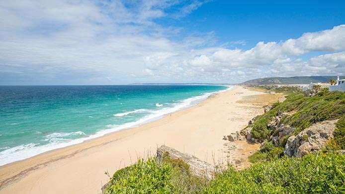 Playa de Altanterra