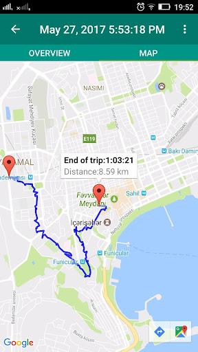 Bike Computer - GPS Cycling Tracker 2.8 screenshots 5