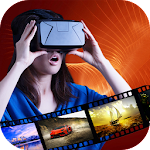 VR Video Player SBS Pro 3D Icon