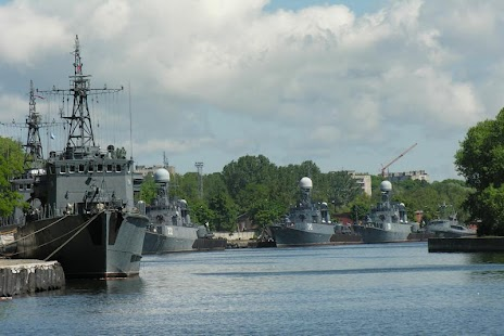 Балтийск - náhled