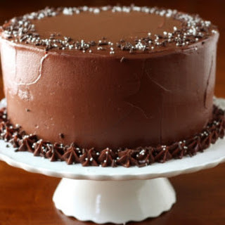 Chocolate Cake With Sour Cream And Coffee Recipes.