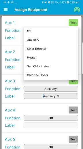 SplashMe | Smart Pool Automation Controller 1.4.4 Screenshots 7