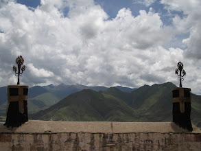 Photo: View from Potala Palace